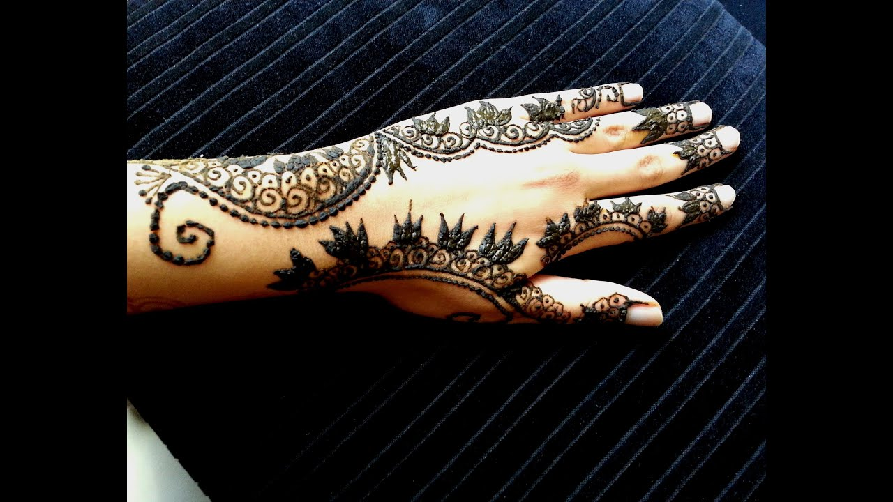 Arabic Mehndi Designs 2013 Facebook -