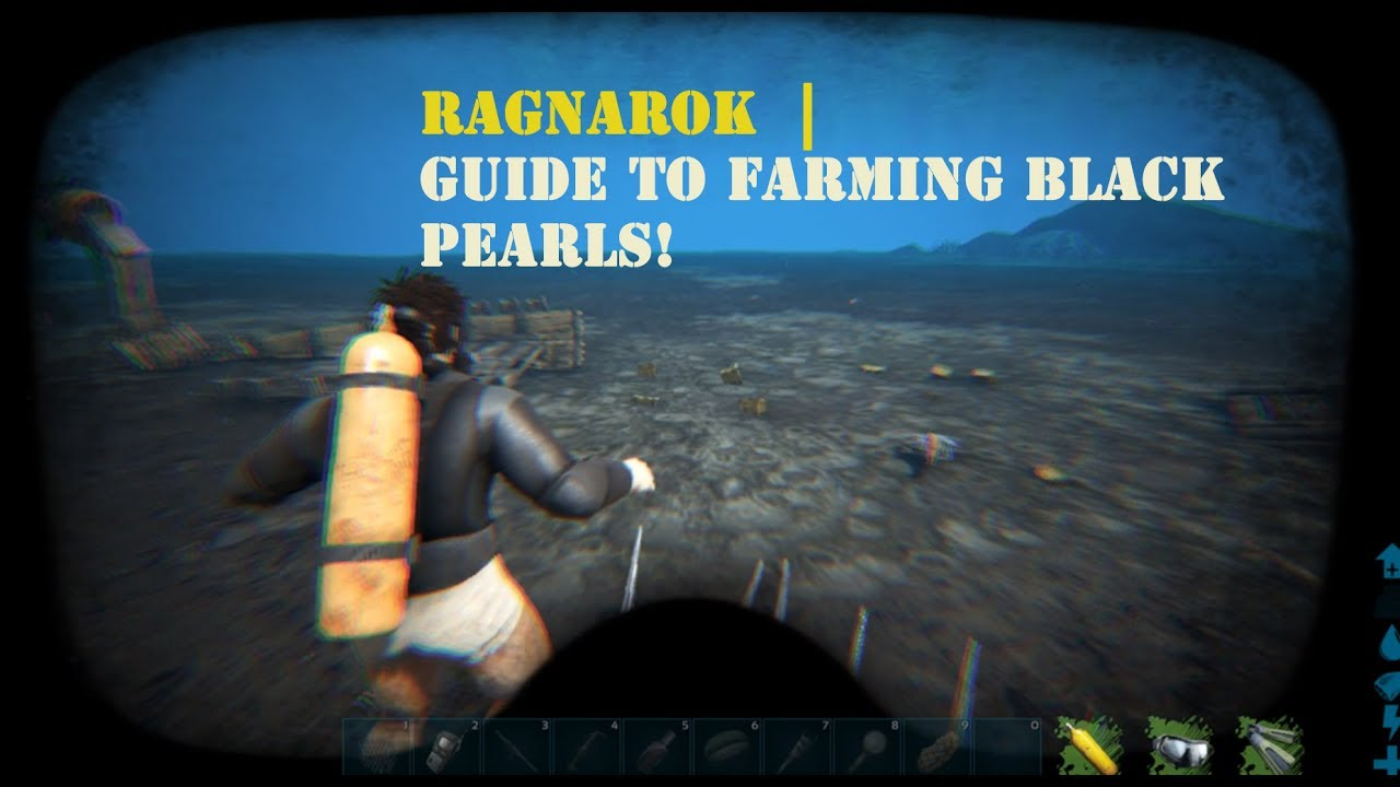 Ark Ragnarok Guide To Farming Black Pearls Youtube This website is not affiliated with ark, ark: ark ragnarok guide to farming black pearls