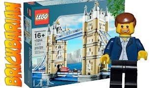 Lego Investing Tower Bridge Set 10214