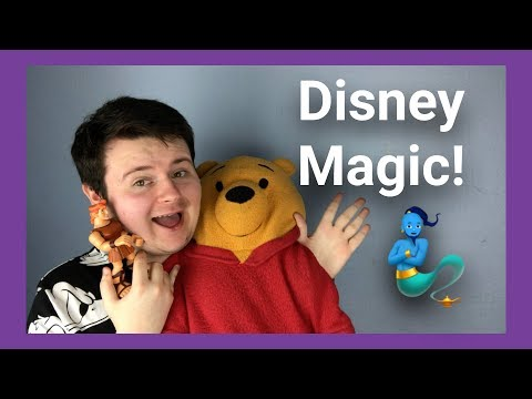 Why Do So Many Autistic People LOVE Disney?