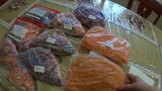 видео Морковь и свекла консервированные