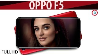 Oppo F5 - 6GB RAM + 64GB Storage, AI-Powered 20MP Selfie Camera And More