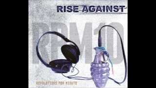 Rise Against Black Masks & Gasoline (DEMO version)