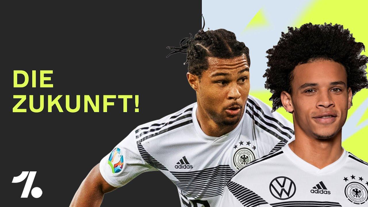 Leroy Sane, Serge Gnabry, Kai Havertz! Warum die DFB-Elf bald wieder richtig Bock machen wird!