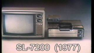 TV Commercial for the Sony Betamax VCR  #2 - 1977!