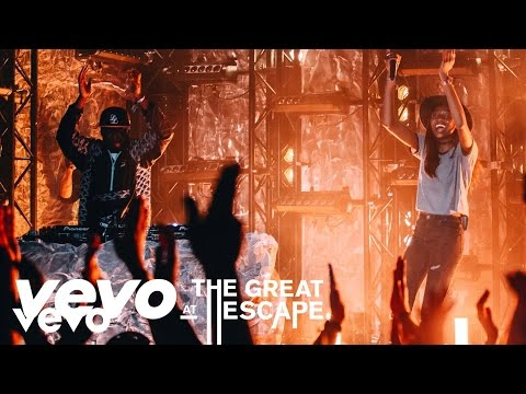 Little Simz - Intervention (Live) - Vevo UK @ The Great Escape 2015