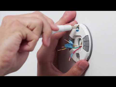 Learn how to install Nest Thermostat E.