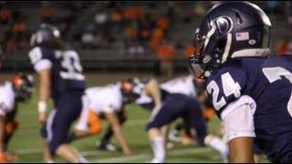 High School Football In Modesto, California - 2013 Season - Modesto City Schools