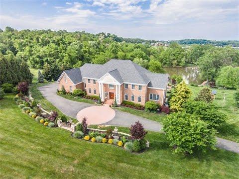 Timeless Georgian Estate In Leesburg,Virginia