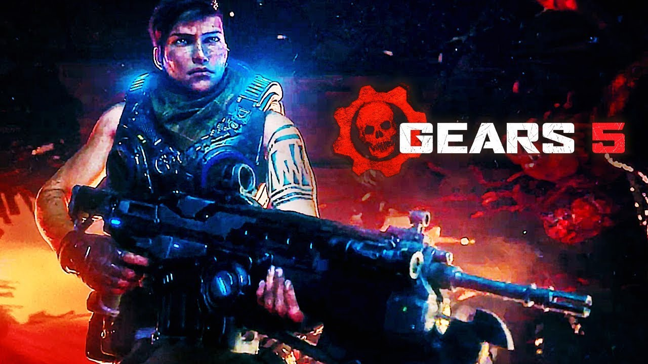 Gears 5 - Official Cinematic Launch Trailer |