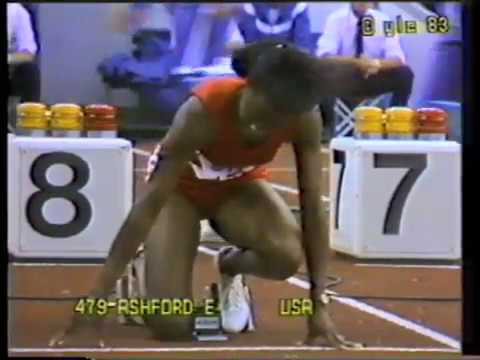 1983 IAAF World Track and Field Championships - Day 2