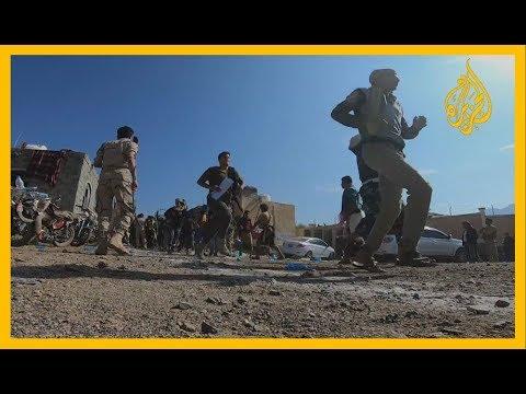???? ???? جنود يمنيون عادوا من جبهات القتال على الحدود مع #السعودية  - نشر قبل 10 ساعة