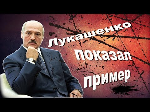 Лукашенко в Беларуси институт семьи разрушен?  Общество Гомель