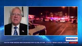 larry klayman discusses nbcs fake trump stories and his theories on the las vegas shooting