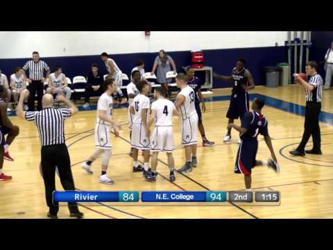Daniel Webster College at Rivier Women's Basketball HD 11/22/16