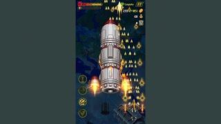 Boss Level 390 Gameplay (EASY MODE) - 1945 Airforce Game screenshot 3