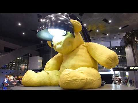 Hamad International Airport Qatar, One of the Best Airports in the World