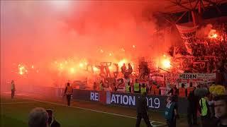 Support/pyro videorelegation rückspiel 27.05.2019 season 2018/20191.fc union berlin 0:0 vfb stuttgart 1893 bilder unter www.so...