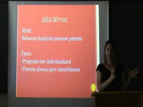 AEC Online Lecture Series: ABA Myths & Misconceptions