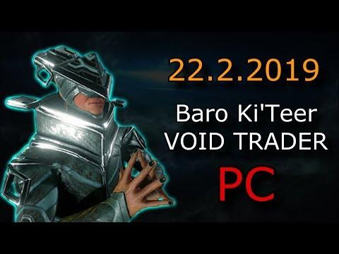 Warframe - Baro Ki'Teer (PC) - Bronze Kubrow Bust (PC) thumbnail
