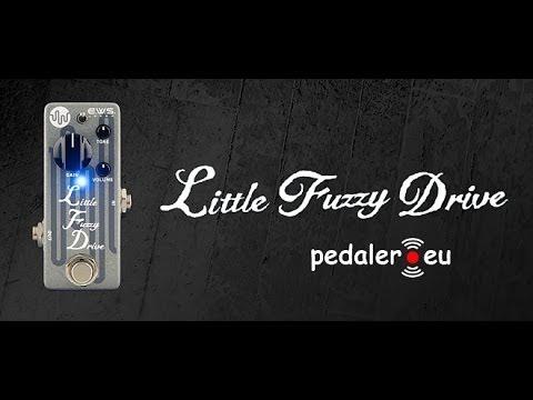 EWS Little Fuzzy Drive - Demo by Simon Gotthelf