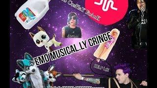 Emo Cringe Musical.ly Challenge für CrankThatFrank (Furryees, Lps, Puppen, Roblox und Cosplay)
