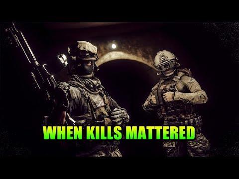 Back When Kills Mattered - Battlefield 4