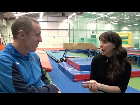 An Interview with Beth Tweddle