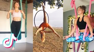 Aerial Silks Superbest, Song, Fail, Tutorial, Music, Challenge TikTok Compilation #8