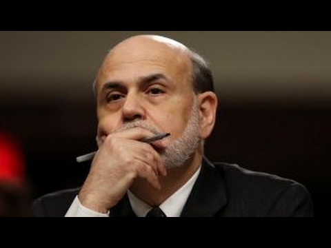 Bernanke: Trump did identify some real dissatisfaction in the country