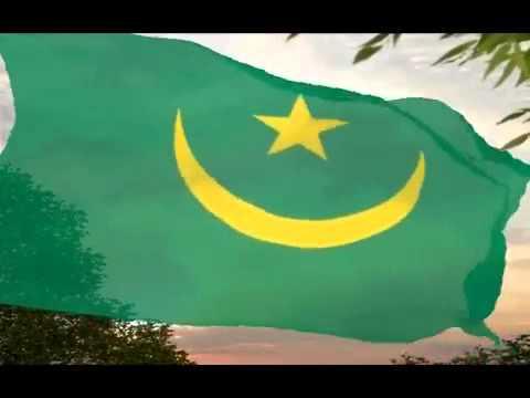 Mauritania  موريتاني Mūrītānyā AgawejGànnaarMurutaaneMoritani Anthem played by Myrrh Klimper´s