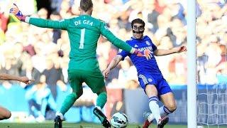 Chelsea 1-0 Manchester United, 18 April 2015, Eden Hazard The Rising Star