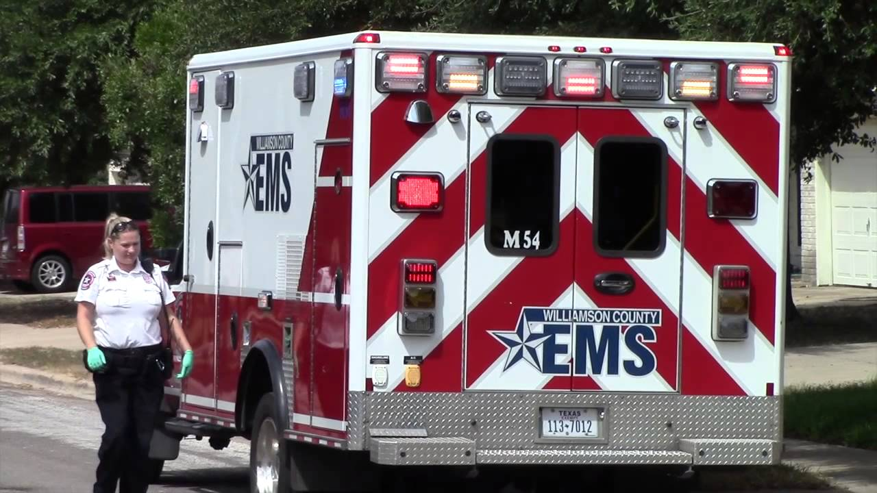 We are Williamson County EMS