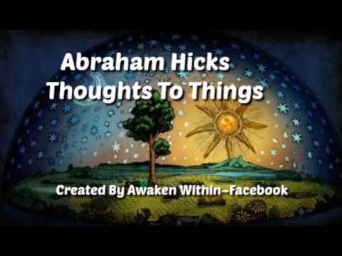Abraham Hicks~Understanding desire, doubt and contrast. NO ADS