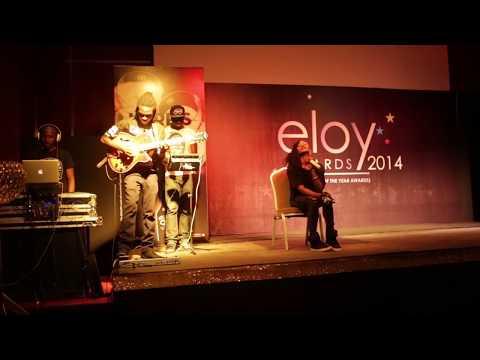 Video: Eva Alordiah performing 'Shuga' at ELOY Awards 2014