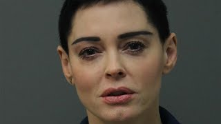 Rose McGowan surrenders to police on drug charge
