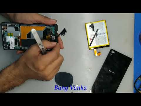 Ganti LCD SONY Z3 DOCOMO