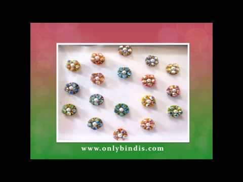 Indian Traditional Forehead Bindi Jewelry - Latest Style & Designs