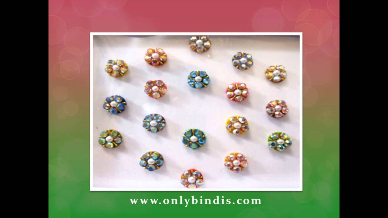 Indian Traditional Forehead Bindi Jewelry Latest Style