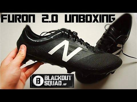 405d621ee6d New Balance Furon 2.0 Unboxing (Blackout Edition)