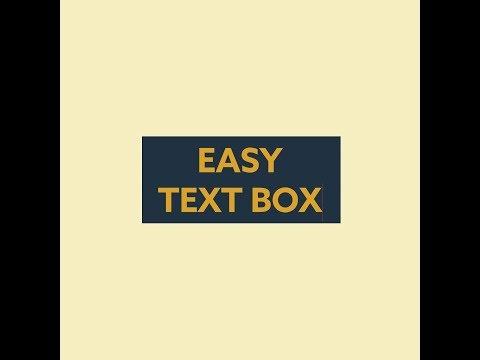Simple Box Rig