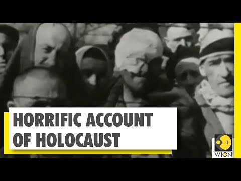 A Horrific Account Of The 'Holocaust' That Executed Jews WION News   World News