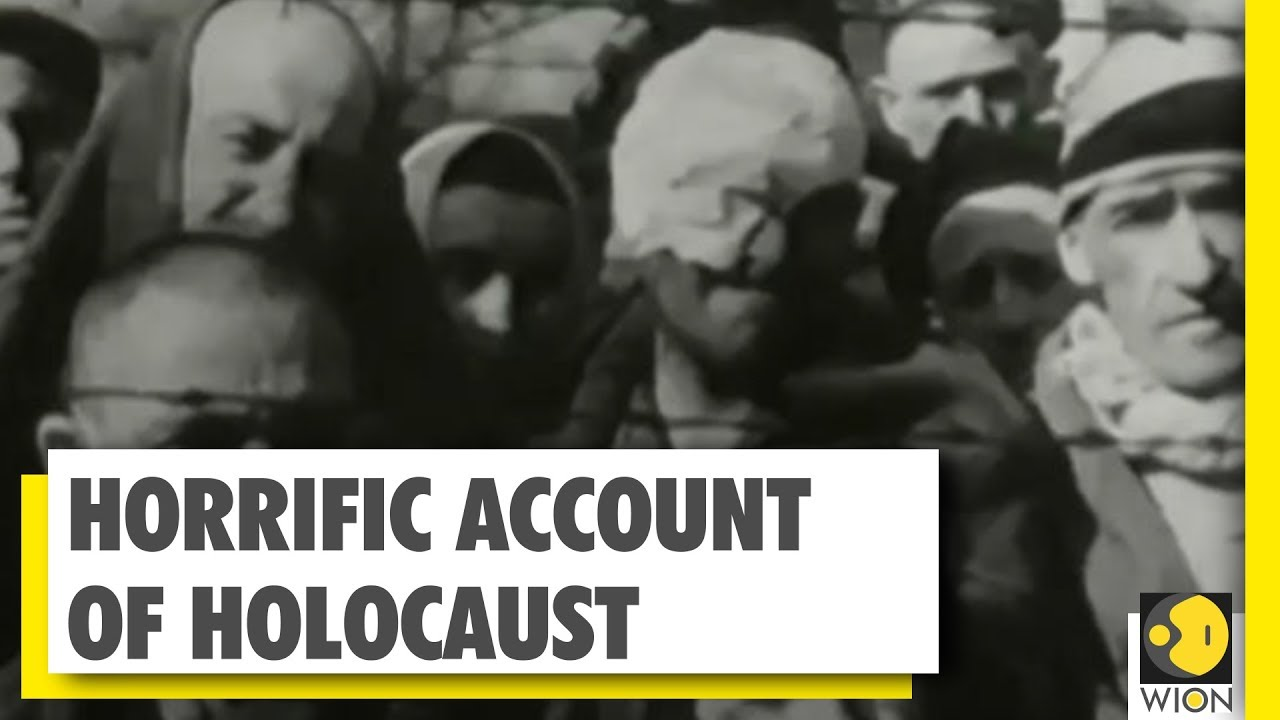 Download A Horrific Account Of The 'Holocaust' That Executed Jews WION News | World News