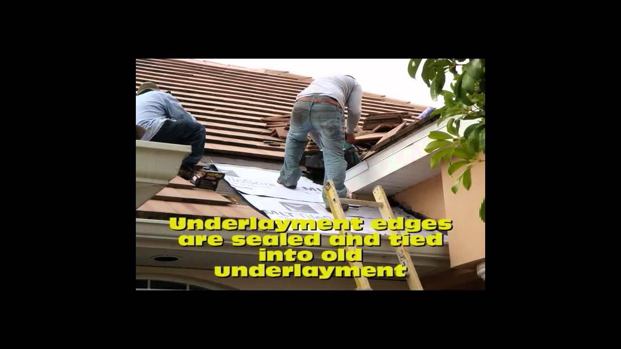 Marvelous Kirkey Roofing   Tile Roof Repair