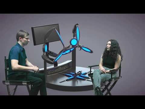 VRealizer - проект полного погружения в виртуальную реальность. Ответы на вопросы.