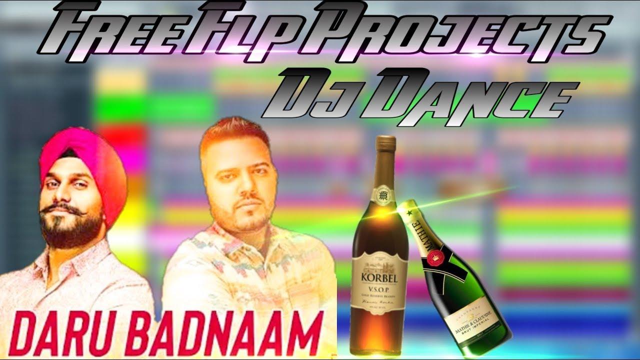 daru badnaam karti dj hard bass song download