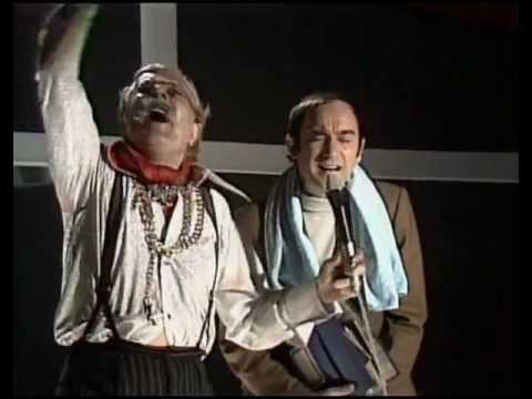 "Maxi Böhm in der TV-Serie ""Cabaret Cabaret"" (1972 ..."
