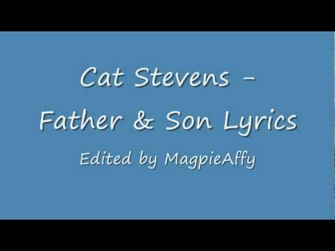 Cat Stevens  Father and Son Lyrics