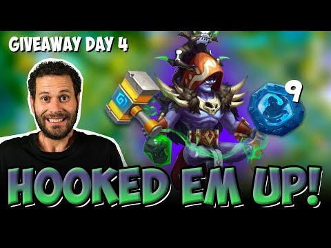63 Day Old BEAST Giveaway Hook Up! Castle Clash