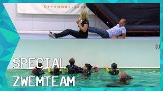 Zwemteam met Survivalzwemmen bij de KNRM | ZAPPSPORT